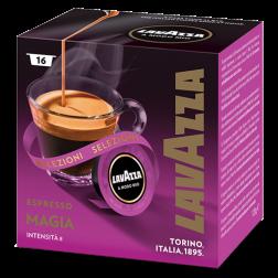 Lavazza A Modo Mio Espresso Magia coffee capsules 16pcs