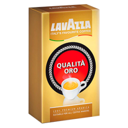 Lavazza Qualità Oro ground coffee 250g