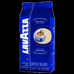Lavazza Super Crema beans 1000g