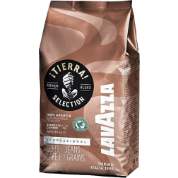 Lavazza Tierra coffee beans 1000g
