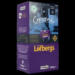 Löfbergs Lila Crescendo brew Caffitaly coffee capsules 16pcs
