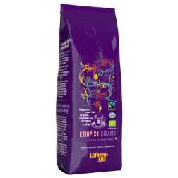 Löfbergs Lila Etiopisk Sidamo Espresso coffee beans 500g