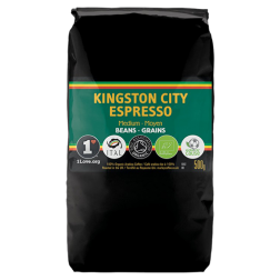 Marley Coffee Kingston City Espresso coffee beans 500g