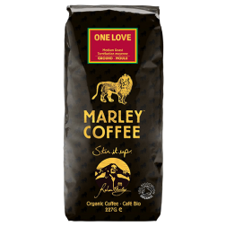 Marley Coffee One Love ground coffee 227g expired date
