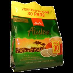 Melitta Auslese coffee pads 30pcs