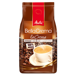 Melitta BellaCrema la Crema coffee beans 1000g