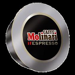 Molinari Blue 100% arabica coffee capsules 100pcs