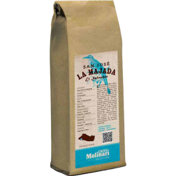 Molinari San José La Majada El Salvador coffee beans 250g
