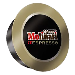 Molinari Blue Qualità Oro coffee capsules 100pcs