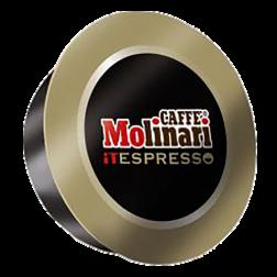 Molinari Blue Qualità Oro coffee capsules 100pcs