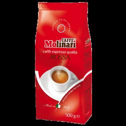 Molinari Rossa coffee beans 500g
