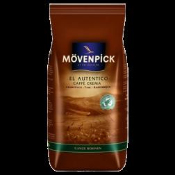 Mövenpick El Autentico coffee beans 1000g