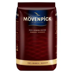 Mövenpick Heavenly coffee beans 500g