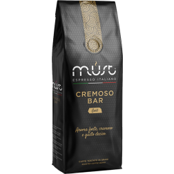 Must Cremoso Bar Gold coffee beans 1000g