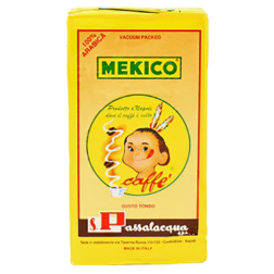 Passalacqua Mekico 100% Arabica ground coffee 250g