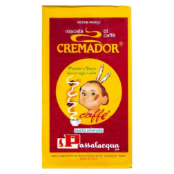 Passalacqua Cremador ground coffee 250g