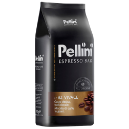 Pellini No82 Vivace coffee beans 1000g
