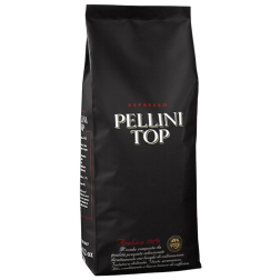 Pellini Top 100% Arabica coffee beans 1000g