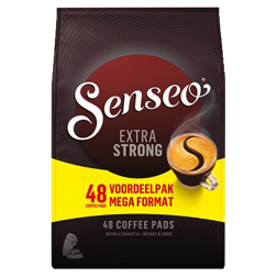 Senseo Extra Strong coffee pads 48pcs