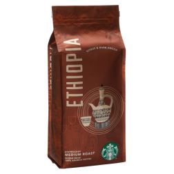 Starbucks Coffee Ethiopia coffee beans 250g