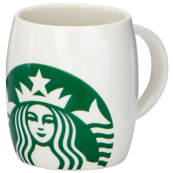 Starbucks Coffee new logo mug 473ml (16fl oz)