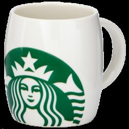 Starbucks Coffee new logo mug 237ml (8fl oz)