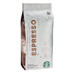 Starbucks Coffee Espresso Roast coffee beans 250g