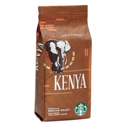 Starbucks Coffee Kenya coffee beans 250g