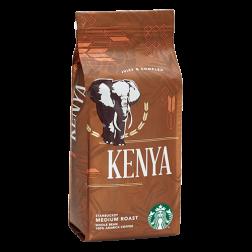 Starbucks Coffee Kenya coffee beans 250g expired date