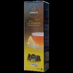 Stracto Te al Limón Caffitaly tea capsules 10pcs