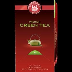 Teekanne Premium Green Tea tea bags 20pcs