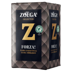 Zoégas Forza ground coffee 450g