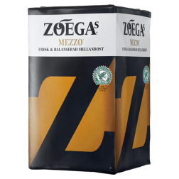 Zoégas Mezzo ground coffee 450g
