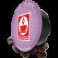Caffè Bonini Seta kaffekapslar A Modo Mio 50st