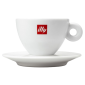 illy cappuccino cup (inc saucer) 20cl 1pc