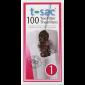 t-sac tea filter no:1 100pcs